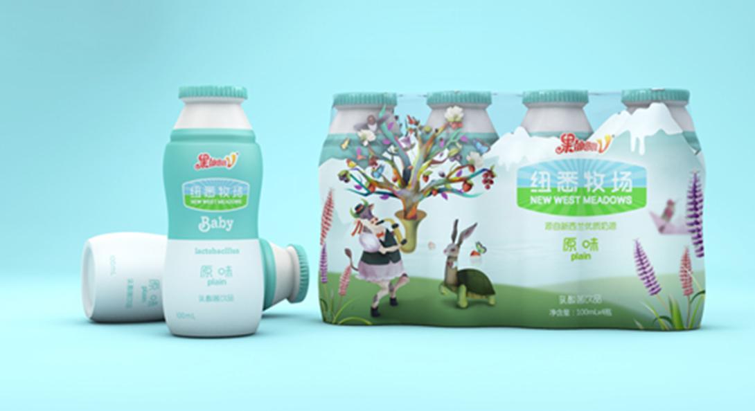 果仙多维乳酸菌饮品