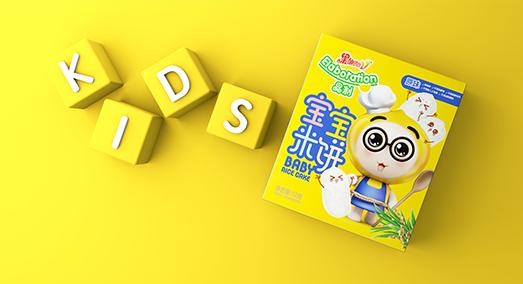 果仙多维宝宝米饼